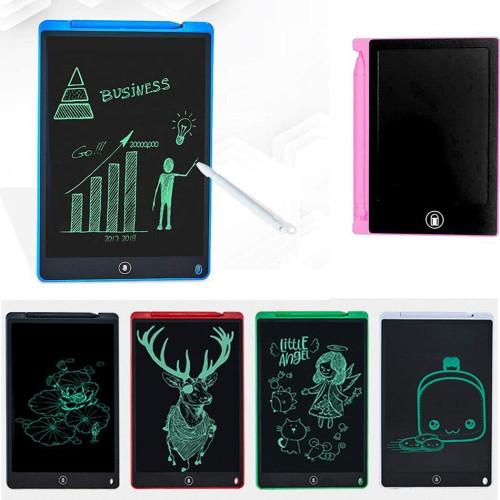 fukjem Tablets Kids LCD Graffiti Writing Tablet Digital Electronic Handwriting Drawing Board Graphics Tablets