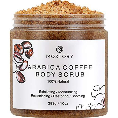Snagshout Arabica Coffee Exfoliating Body Scrub Organic