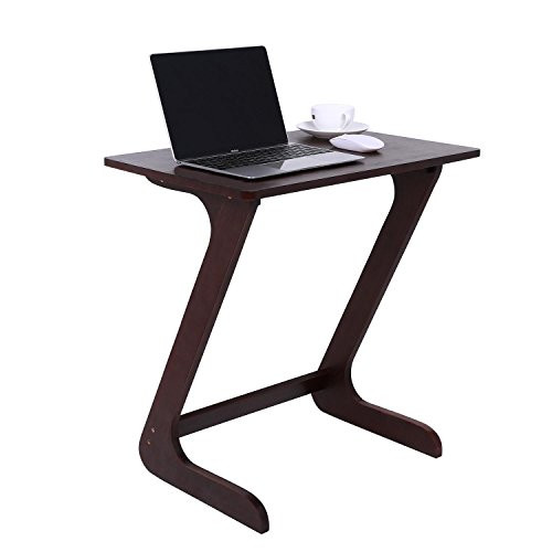 Snagshout Portable Snack Table Folding Sofa Tv Tray Laptop Desk Adjule Wood End Tables For Living Room Us Stock