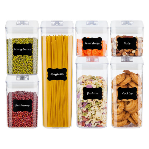 Snagshout Airtight food storage containers