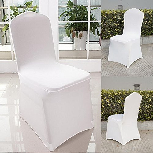snagshout kisshes 100 pcs universal wedding chair covers spandex