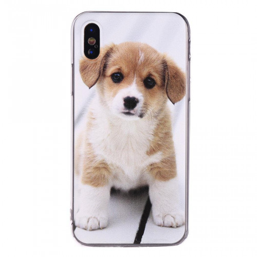dogs soft tpu phone back cover iphone 6