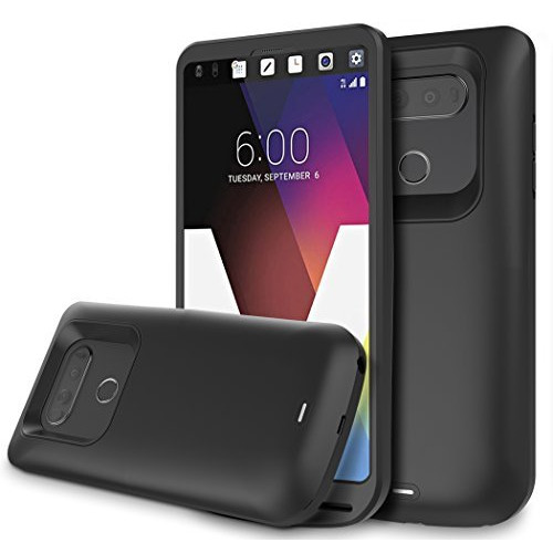 online retailer 4f22b 3f4f6 LG V20 Battery Case 5000mAh,BrexLink Rechargeable External Battery Portable  Charger Protective Charging Case Power Bank Cover Juice Pack USB Type C ...