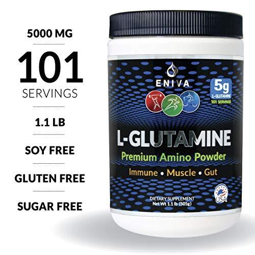 l-glutamine powder 5000 mg