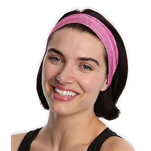 eaaf3cea4d0a Womens Yoga Headband - No Slip Sports Hairband for Running